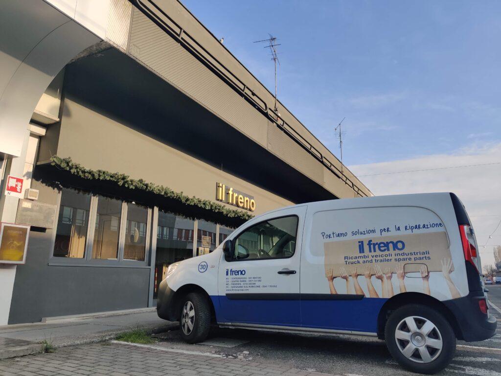 il freno Group - sede Bologna